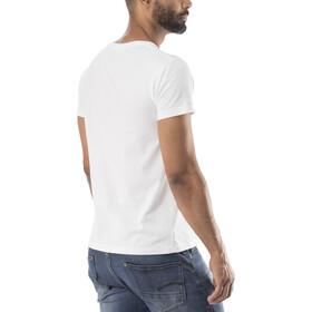 66° North Logn Sailor T-Shirt Unisex White